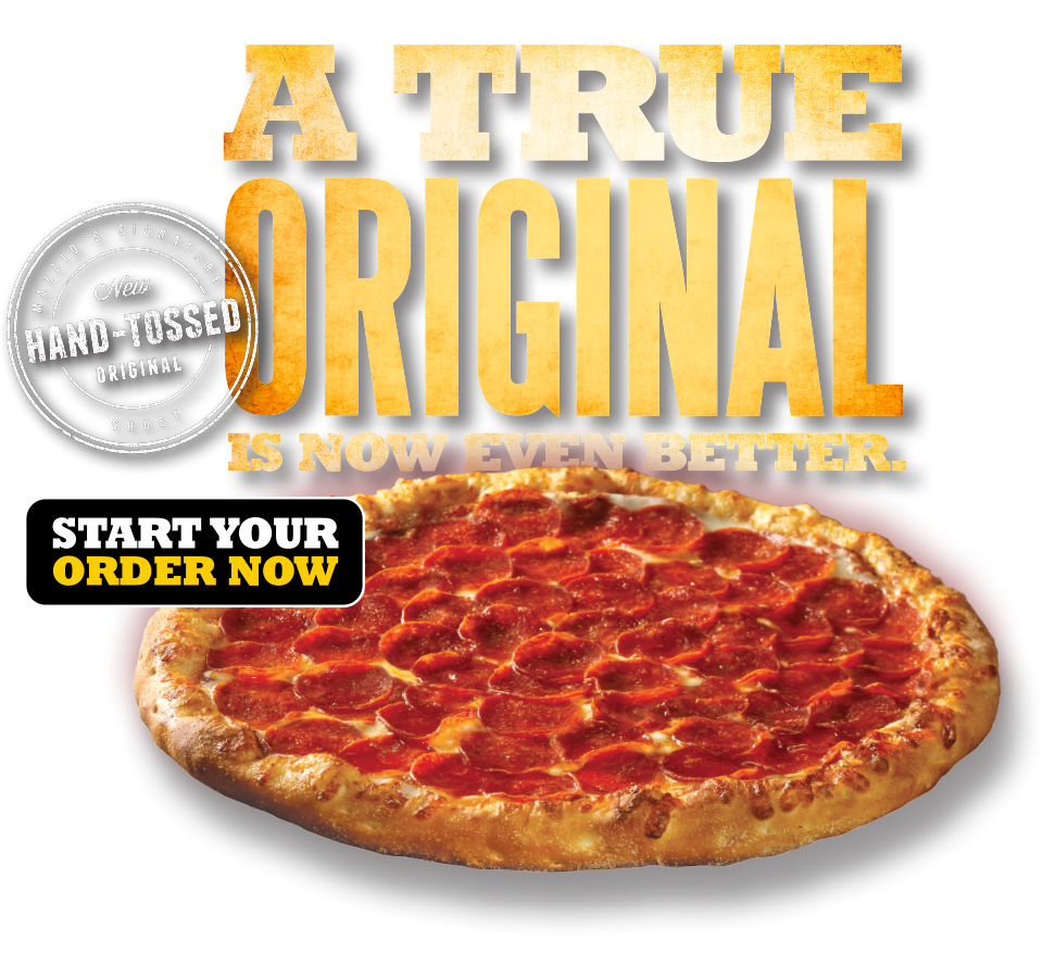 A True Original is Now Even Better. Start Your Order Now.