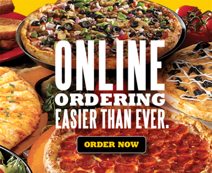 Online ordering. Easier than ever.